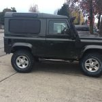 Land Rover Defender, 2007
